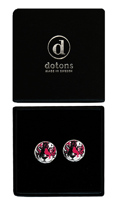 DOTONS-red-tiger
